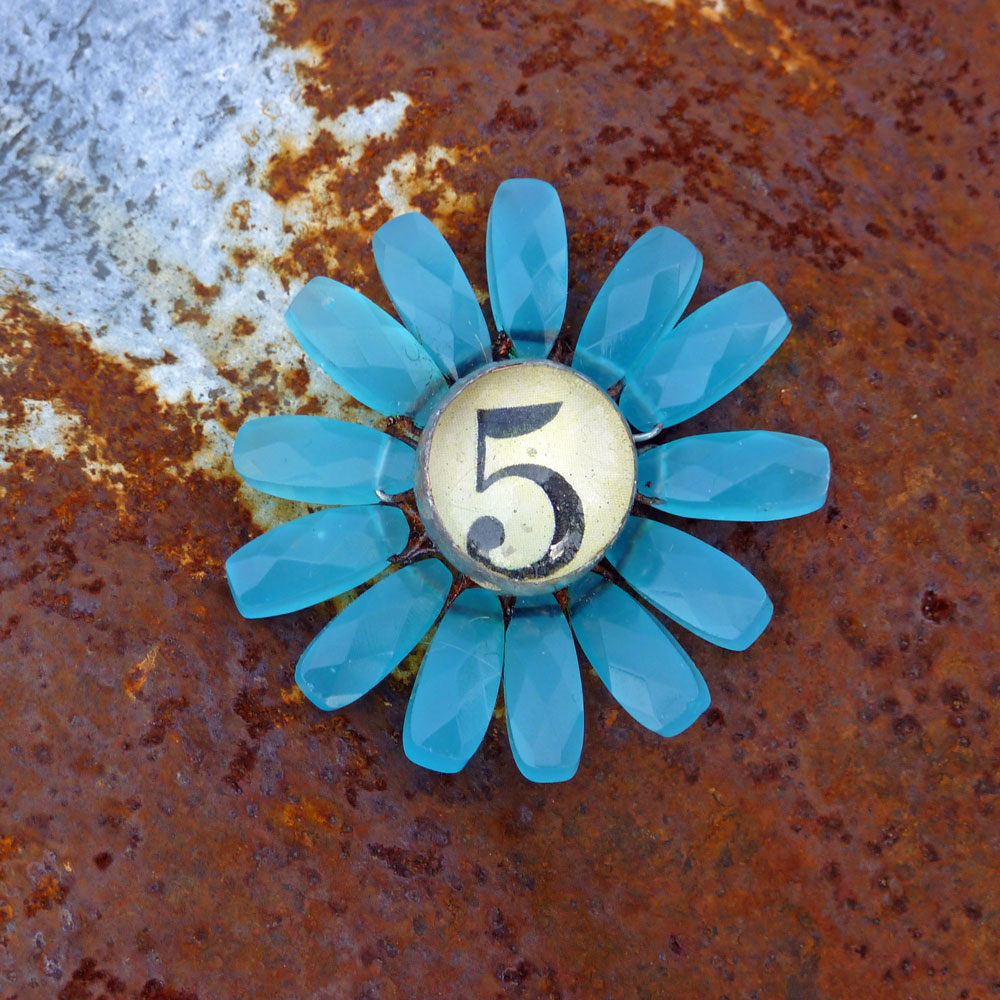Flower-5 by Cindy Dean